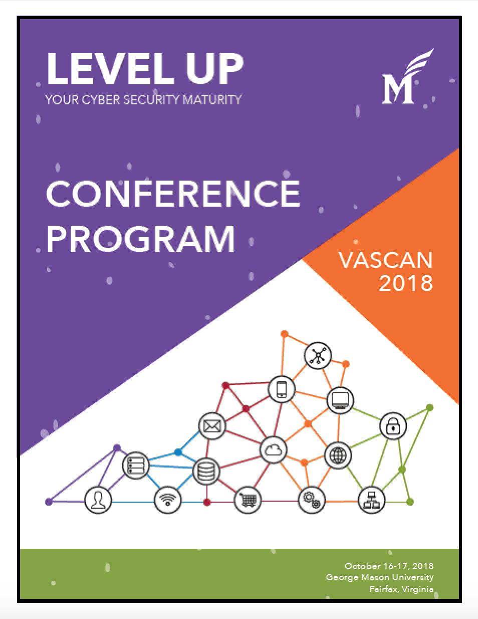 Program for VASCAN conference