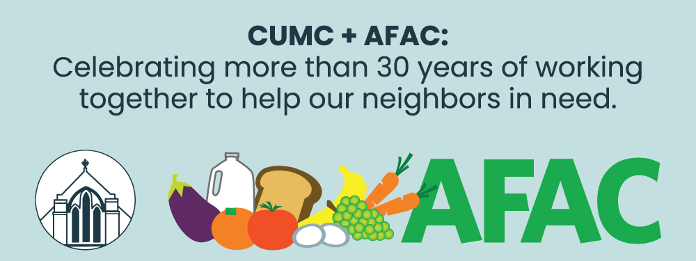 CUMC Yard Banner