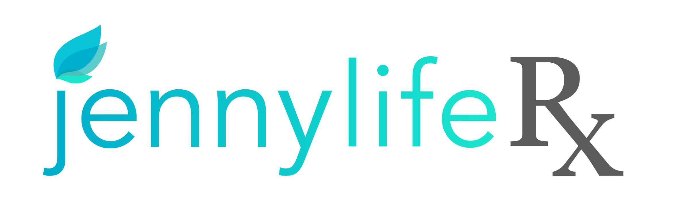 JennyLifeRx Logo